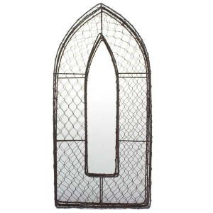 Arch decorative frame