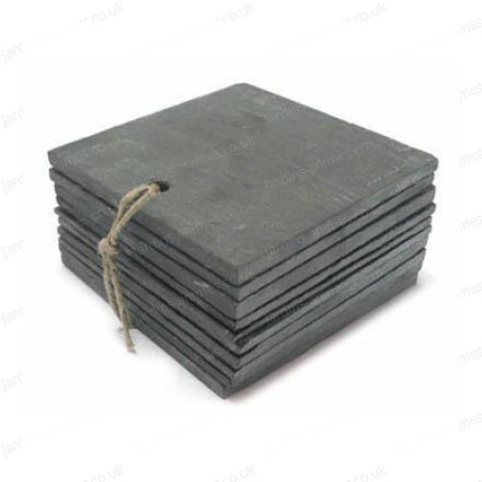 Slate labels 95x70mm pack of 10