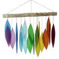 Glass Wind chime - Rainbow