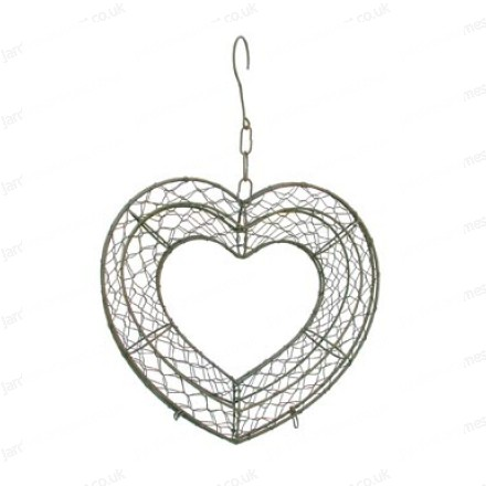 Heart decorative frame