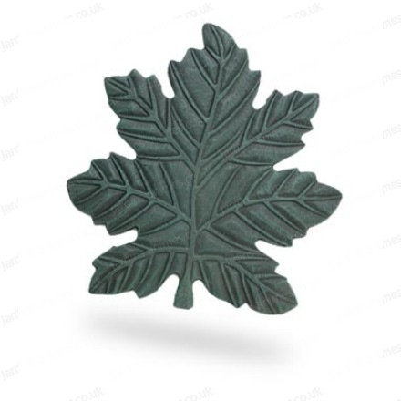 Maple-Leaf stepping stones x5