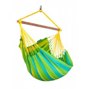 Weatherproof Hammock Chair - Lime