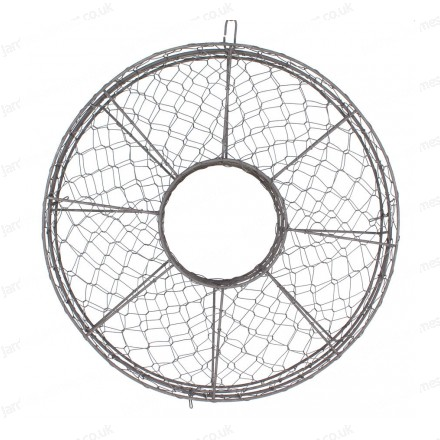 Round decorative frame