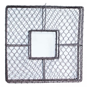 Square decorative frame