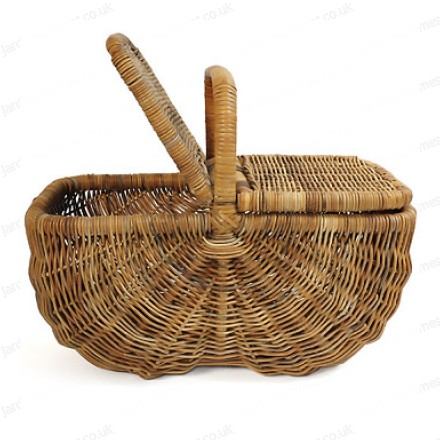 Picnic wicker basket - Marjolaine