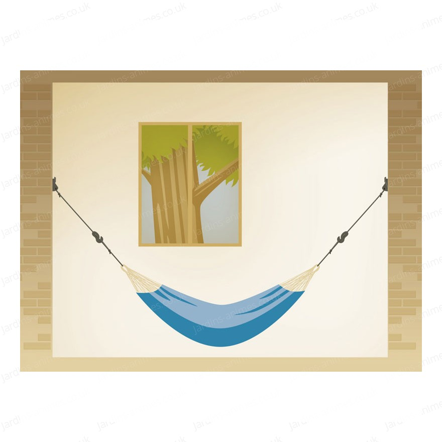 Universal Hammock Fixing kit